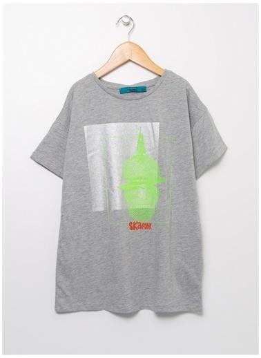 Funky Rocks Funky Rocks T-Shirt Gri